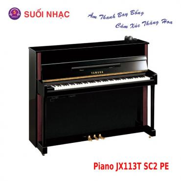 UPRIGHT PIANO YAMAHA JU109 SC2-PE