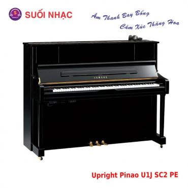 UPRIGHT PIANO U1J SC2-PE
