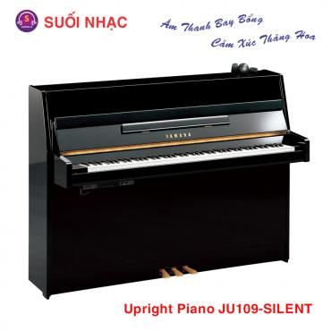 UPRIGHT PIANO YAMAHA JU109-SILENT