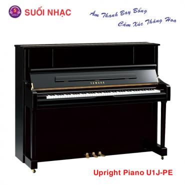 UPRIGHT PIANO YAMAHA U1J-PE
