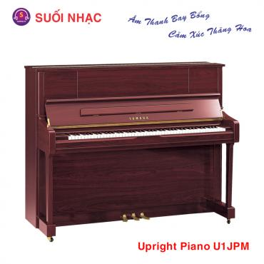 UPRIGHT PIANO YAMAHA U1J-PM